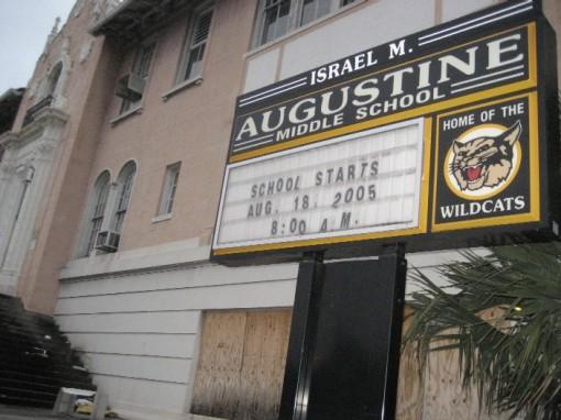 Israel M. Augustine Middle School
